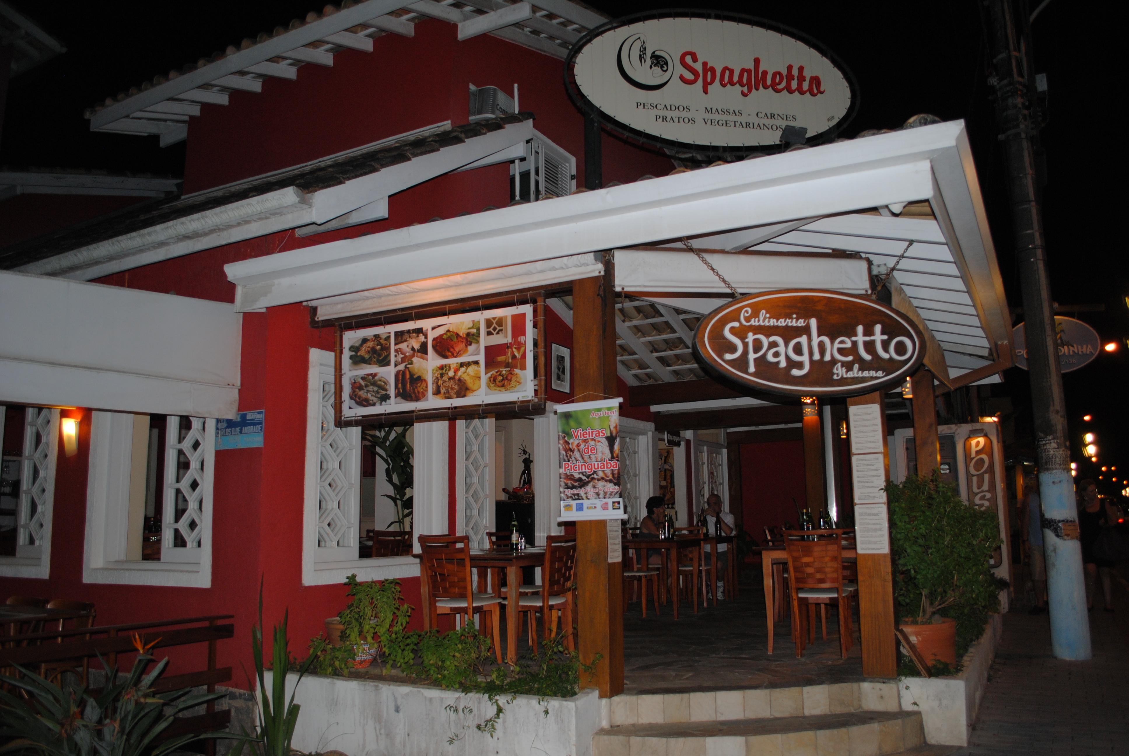 restaurante Spaghetto ubatuba | Blog Tudo ou Nanda